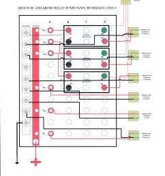 bussmann 15303 fuse and relay box 33 wiring diagram mini cooper fuel pump wiring diagram mini [ 2552 x 3296 Pixel ]