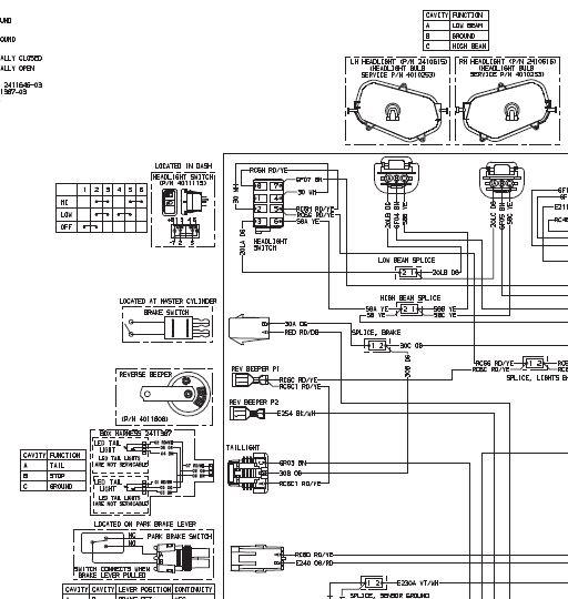 diamond h wiring diagram
