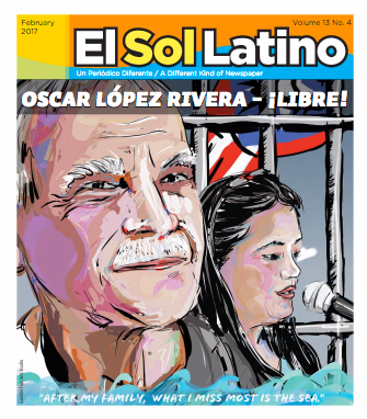 Manuel Frau Ramos, El Sol Latino monthly newspaper