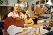 William Cumpiano; Luthier, author, educator