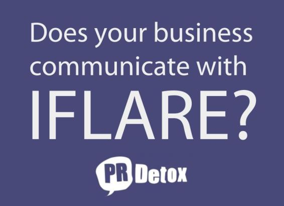 IFLARE - the power of conversation in public relations