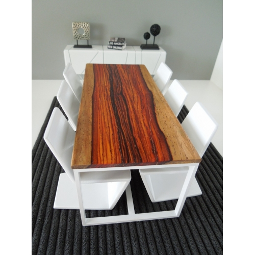 Cocobolo Dining Table