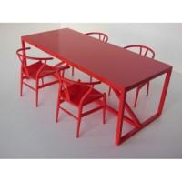 Modern Dollhouse Furniture | M112 PODS | Strut Dining ...