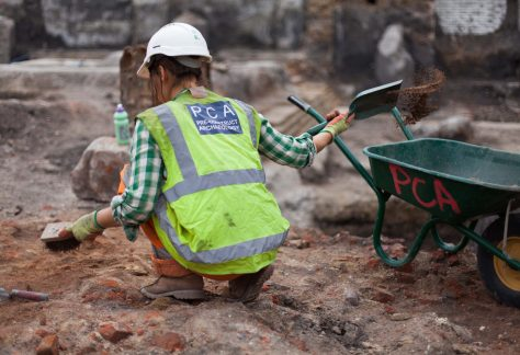 Field Archaeologists and trainee positions, Greater London and North Kent