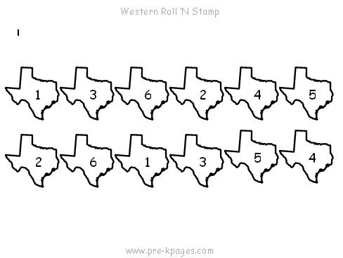 Western Cowboy Theme for Preschool