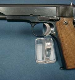 sold german kriegsmarine issued star model b pistol mint new condition very rare  [ 1024 x 768 Pixel ]