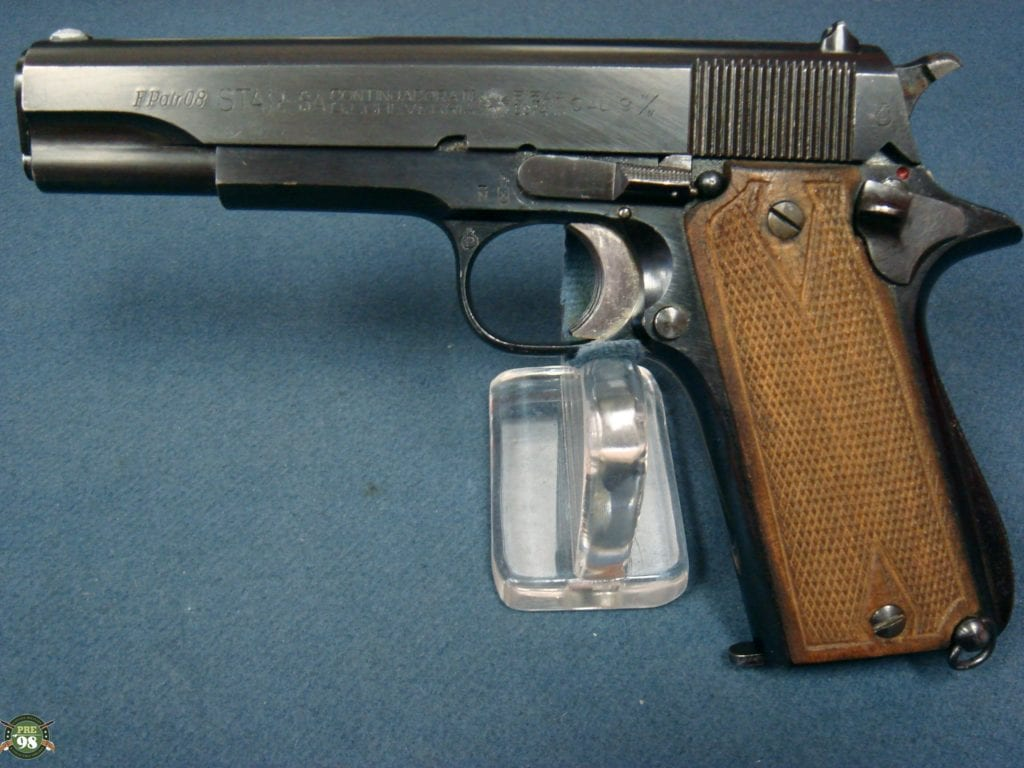 hight resolution of sold german kriegsmarine issued star model b pistol mint new condition very rare