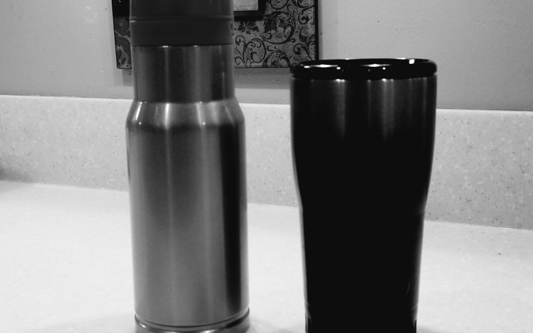 A B&W Photo Challenge – Day #1 – My Relationship with Coffee