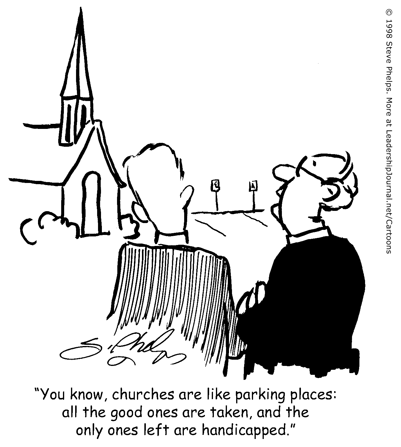 No Church Is Perfect