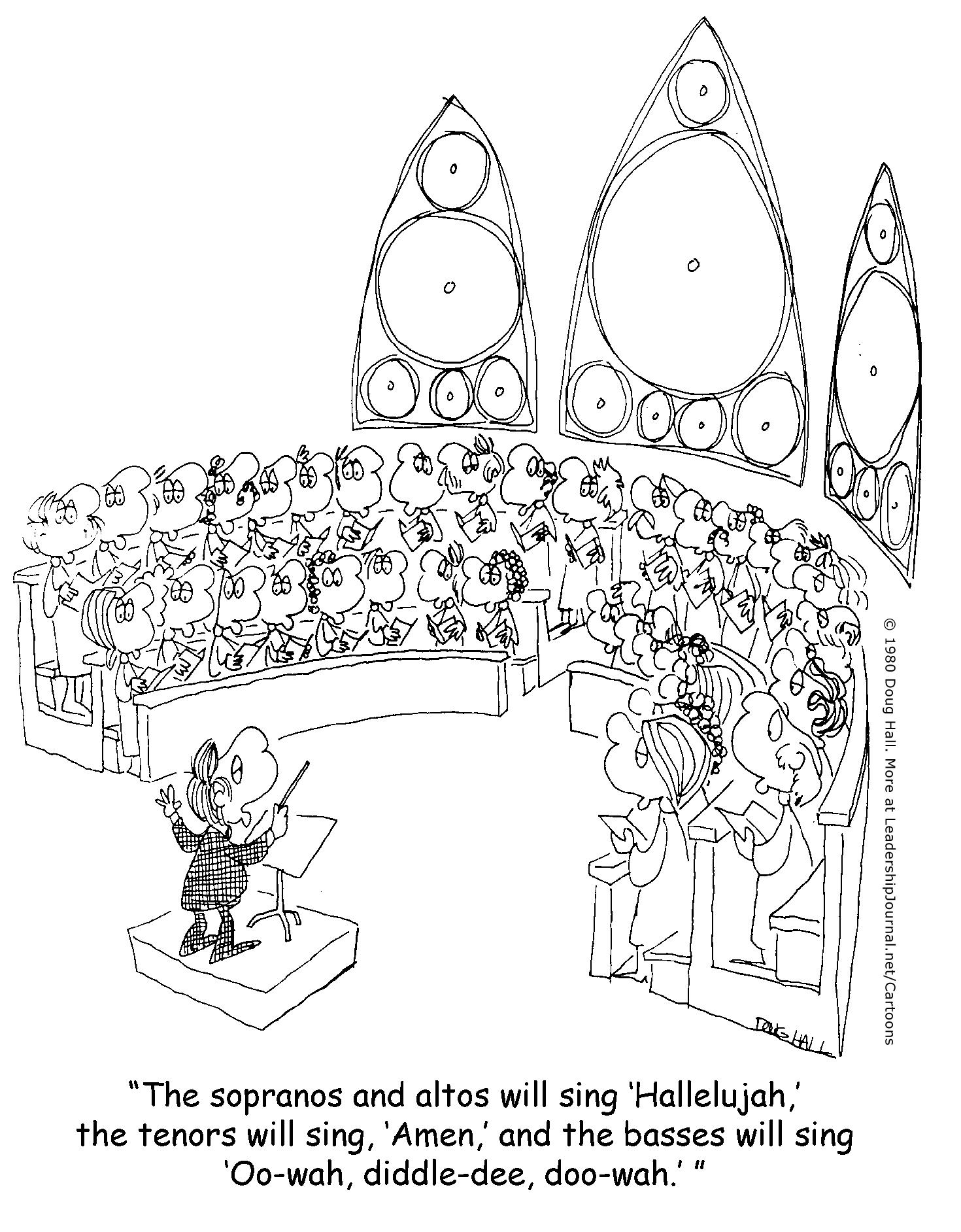 Doo Wop Church Choir