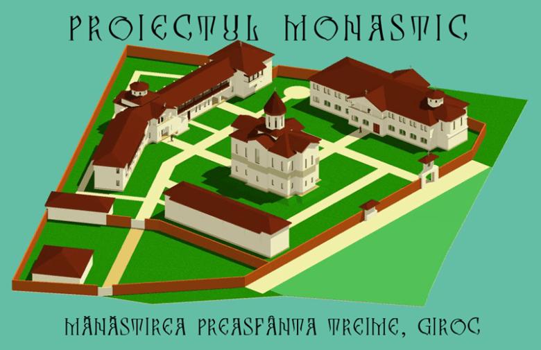 Ansamblul Proiectului Monastic