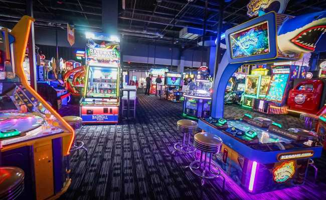Dave Buster S Opens First Caribbean Location In Puerto