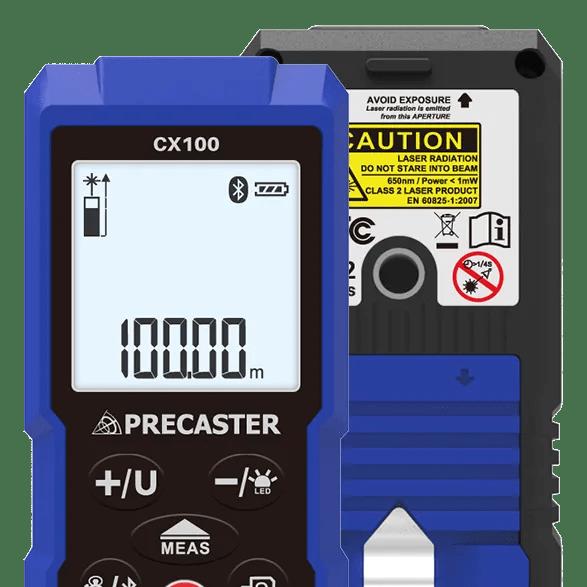 Precaster CX-100 Laser Distance Meter