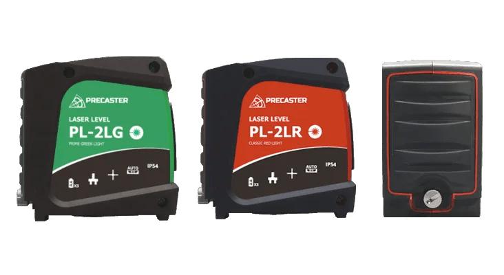 Pl-2L Laser Level Measurer