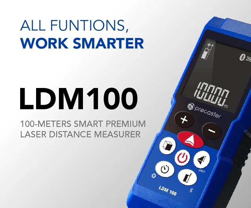 LDM100-Laser Distance Meter