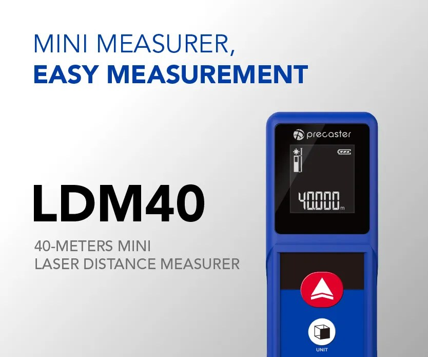 High Accuracy Laser Distance Module-LDM40