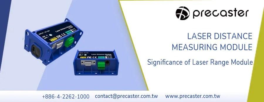 Significance Of Laser Range Module For Precise Measurement