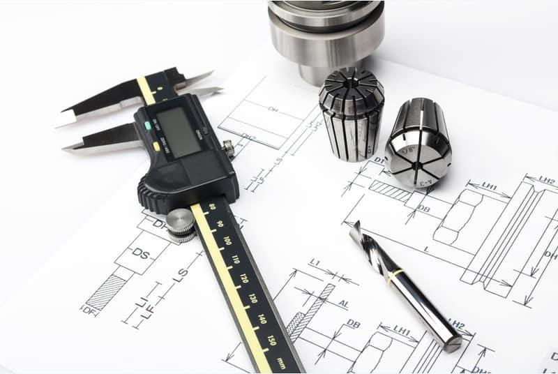 Kanten bemaen nach DIN ISO 13715  Technische Zeichnung
