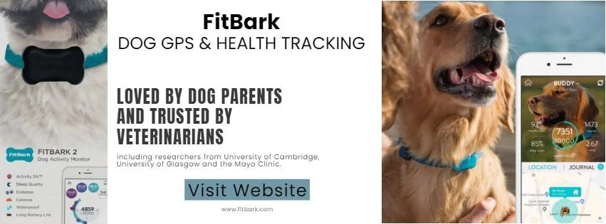 FitBark GPS and health tracker for your dog