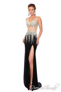 Style P70143 - Precious Formals Collection by Precious Formals