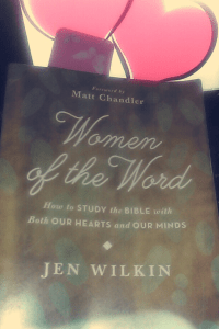 Women of the Word Jen Wilkin