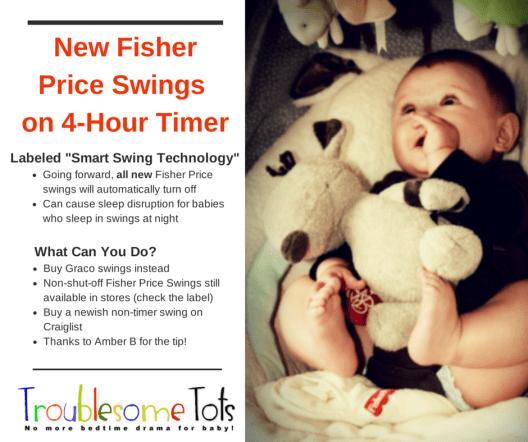 Fisher Price Baby Swings