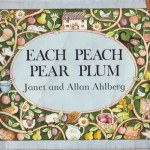cover art for each peach pear plum