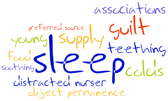 Why Night Weaning Isn't Working - Precious Little Sleep