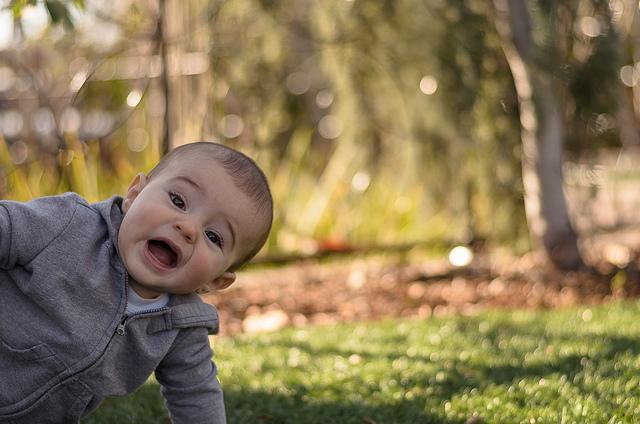 silly baby photos