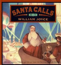 cover art santa calls