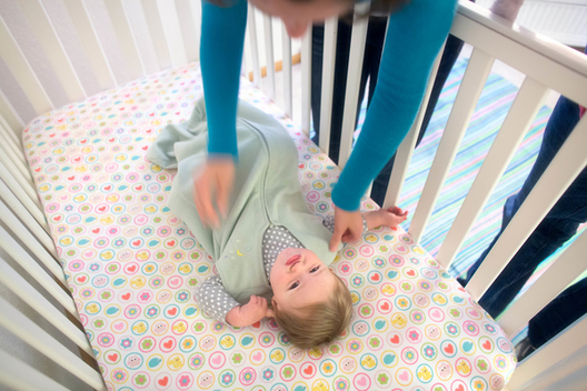 Toddler bedtime battles
