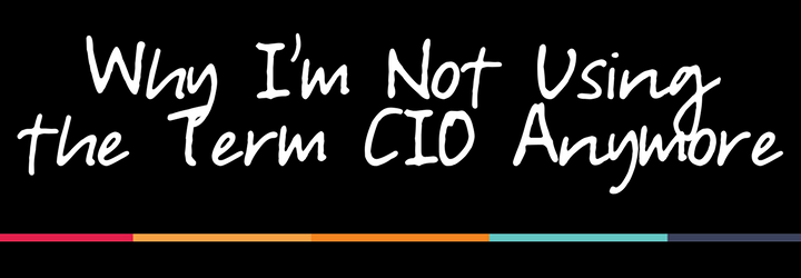 not using CIO term