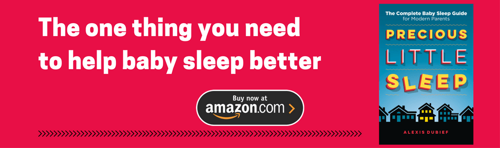 Precious Little Sleep Book at Amazon