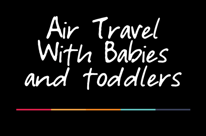 Airplane Travel with a Baby: EP 22