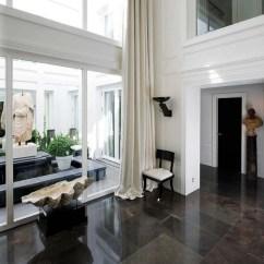 Modern Patio Sofa Half Moon Garden Set A Classic Home In Spain   Preciously Me