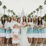 Feature: Custom Bridesmaid Skirts