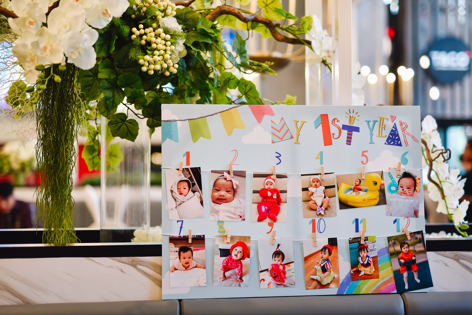 Little Sweet Birthday Party – Precious Moments Wedding Planner