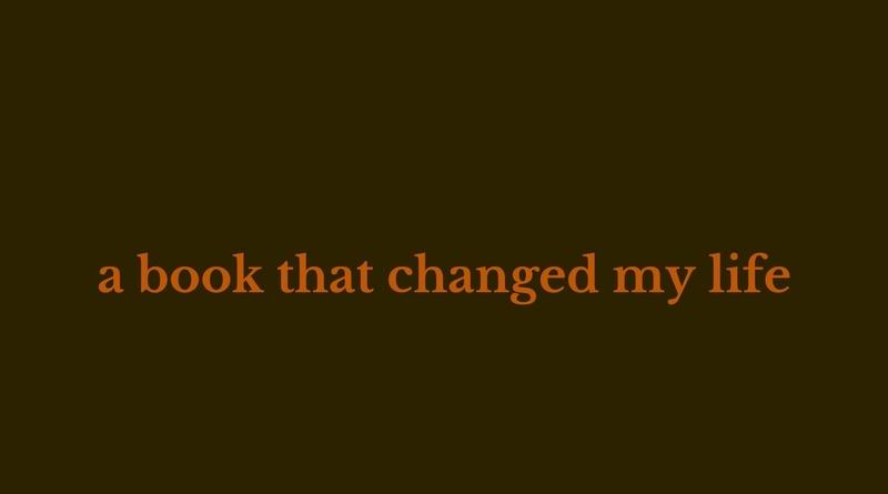 A book that changed my life | Marielle Legair