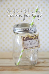 Baby Shower Food Ideas: Baby Shower Ideas Mason Jars
