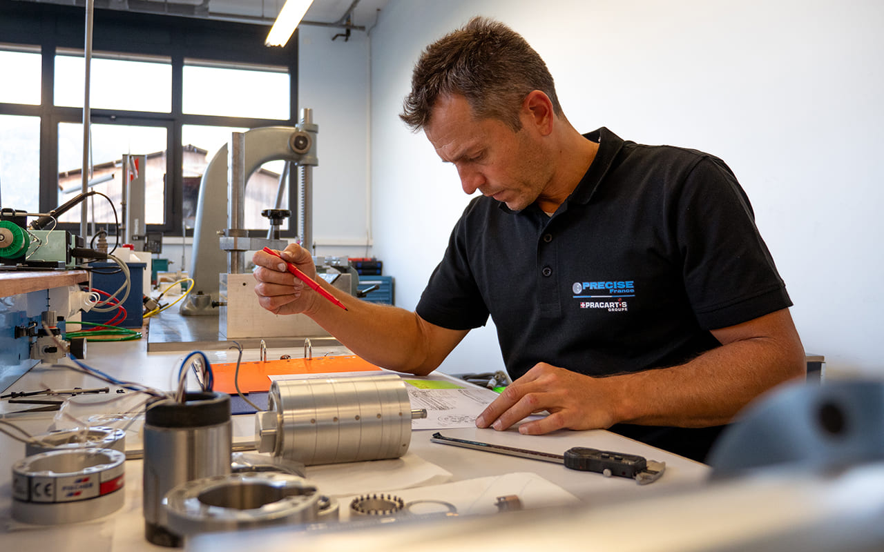 Precise France - Maintenance electrobroche toutes marques
