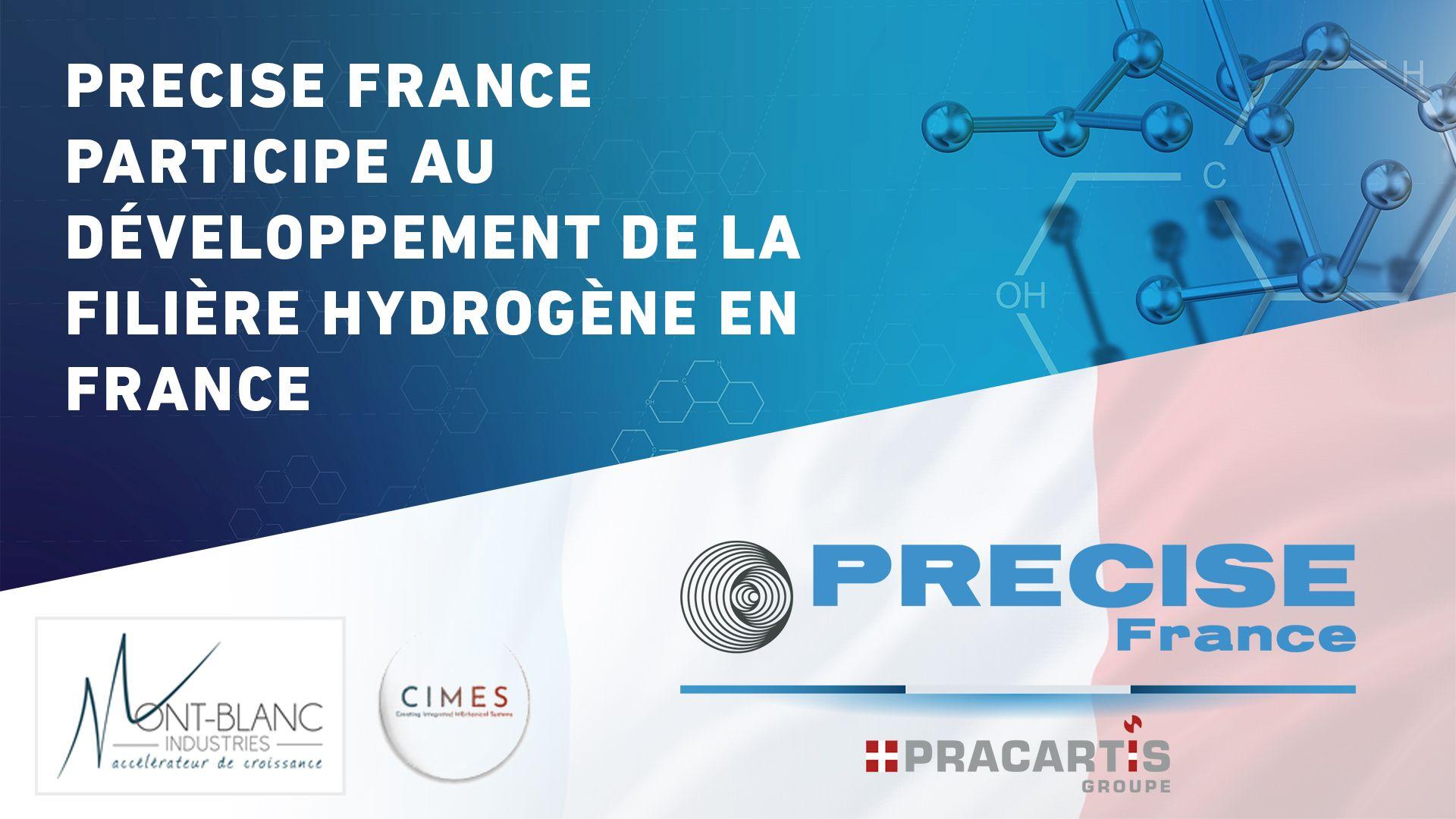 PRECISE FRANCE - Club Hydrogène