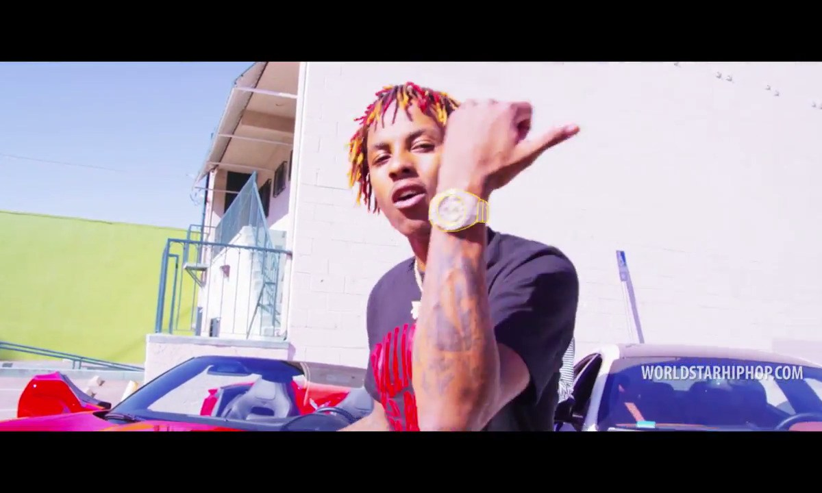 "Famous Dex Feat. Rich The Kid – ""God Damn"" [Music Video]"