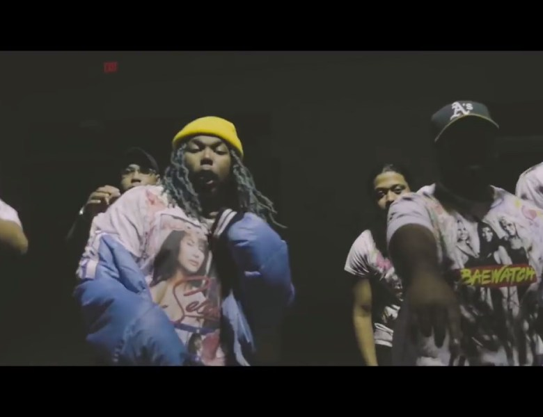 "FULMETALPARKA$ Is Blowing Up ""Shiny Lapras"" (Music Video) 