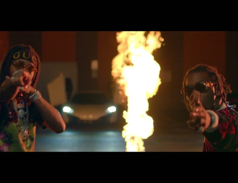 Migos – Too Hotty [Video]