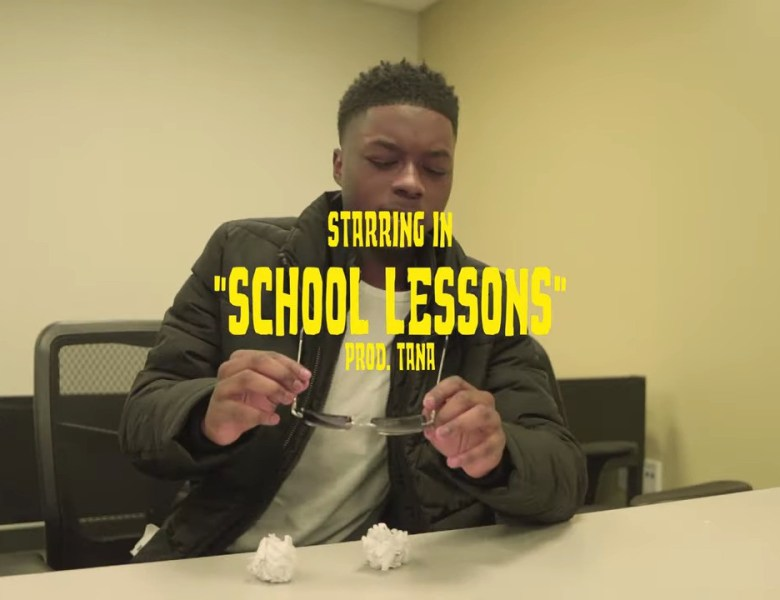 MoneyMarr – School Lessons (Official Music Video)