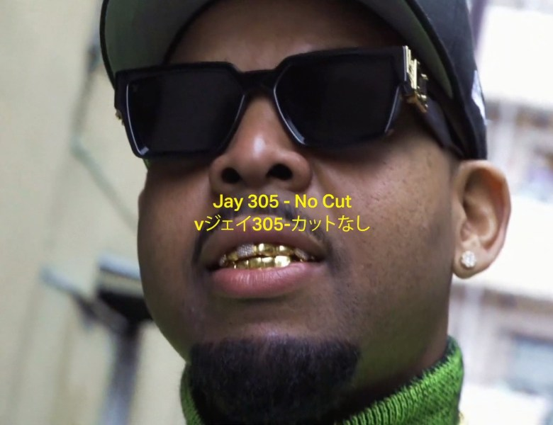 """JAY 305 goes overseas for his """"No Cut"""" video"""