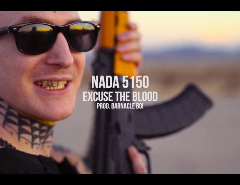 "Most violent video of 2020 NADA5150 drops ""Excuse The Blood"""