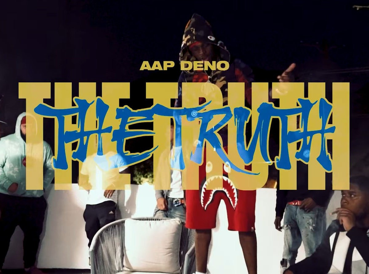 """AAP Deno Takes On One Serious Dice Game In """"The Truth"""" Video"""