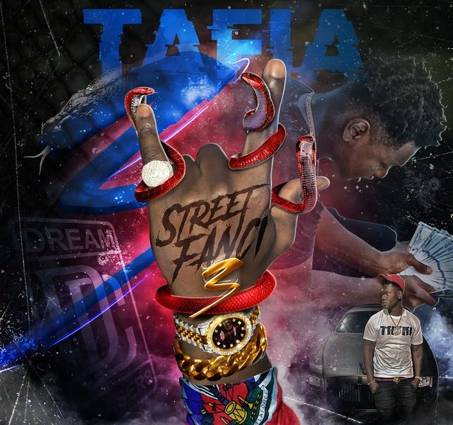 "Tafia Gets Cosigned By Meek Mill After Dropping ""Street Fanci 3"""