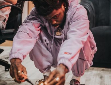 """Seddy Hendrinx Drops 6 Song Project Titled """"Black Hearted Demon"""""""